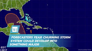 Forecasters Fear Churning Storm System Could Develop Into Something Major - Video
