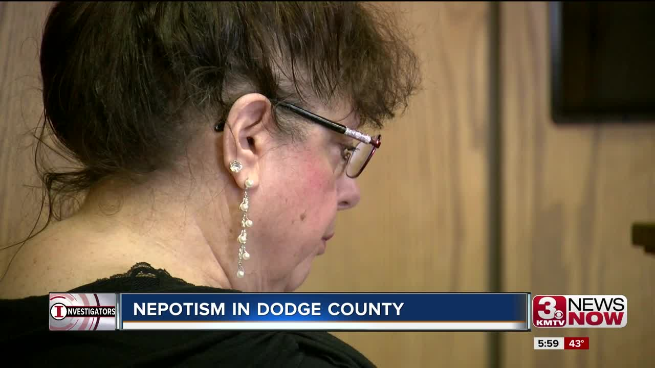 Dodge County Assessor hired relatives without looking for other canidates, whistleblowers say