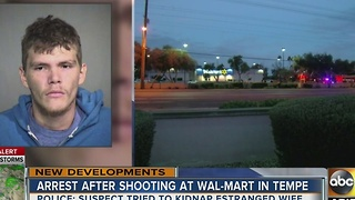 Court records detail reason officials say a man fired shots inside a Tempe Walmart - Video