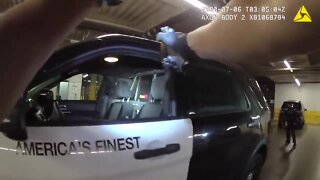 SDPD releases video of OIS at headquarters