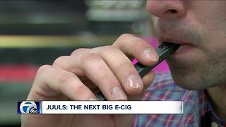 What to know about JUUL vaping - Video