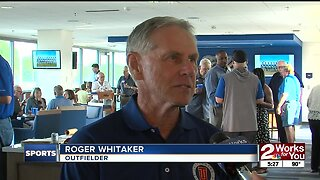 TU's 1969 CWS Final Team Reunites After 50 Years