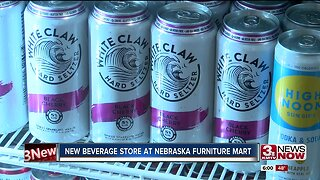 New Beverage Store at N.F.M.