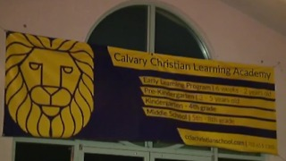 Families left scrambling after Calvary Christian Learning Academy abruptly closes - Video