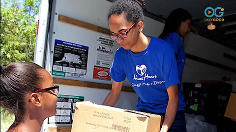 Youth Starts Organization That Feeds The Needy & Transforms The World