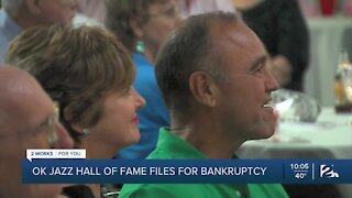 Oklahoma Jazz Hall of Fame files for bankruptcy