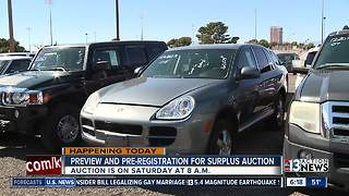 Registration opens for Clark County auction - Video