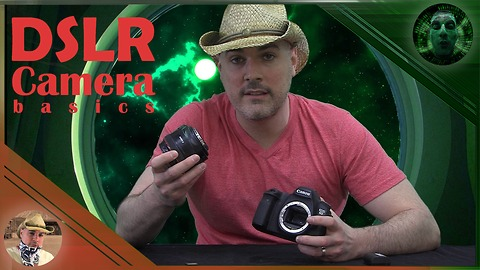 How to use a DSLR camera: Beginner level tutorial