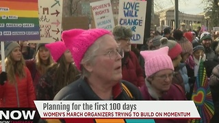 Planning for the first 100 days