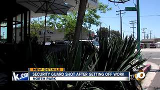 North Park Shooting - Video