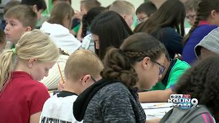 Local students qualify for state math competition - Video