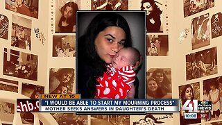Mother awaits info on daughter's death over a year later