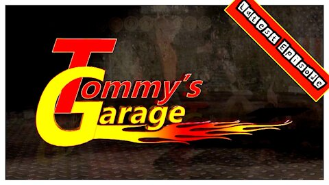 Tommy's Garage - Combating Wokeism One Saturday Night At A Time- 03/27/2021