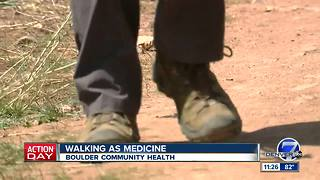Boulder Community Health: Walking as medicine - Video