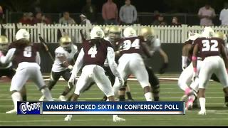 Vandals Picked Sixth in Conference Poll - Video