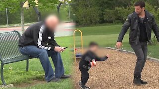 Child Abduction Social Experiment