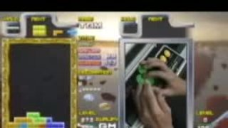 Tetris Grandmaster has been found - Video