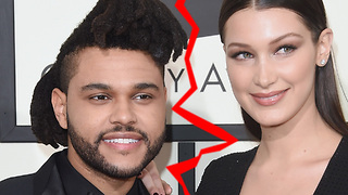 Bella Hadid & The Weeknd BREAKUP!? - Video