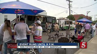 Nashvillians Celebrate 615 Day - Video