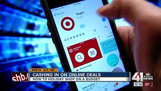 How to save money on online Christmas shopping - Video