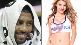 Kyrie Irving DIRTY DANCING with His Old Flex - Video
