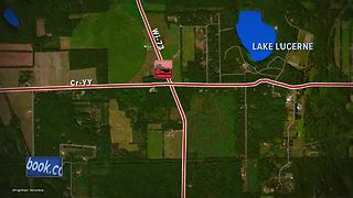 Man killed in Waushara County rollover crash identified - Video
