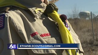 Local boy scout helping victims of eastern Oregon flood