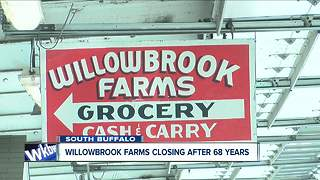 South Buffalo staple is closing after 68 years of business - Video