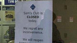 Sam's Club closing some Indianapolis-area locations - Video