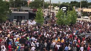 Public attend memorial on two-year anniversary of Pulse nightclub shooting