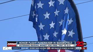 Honor Flight Fundraiser held across Bakersfield - Video