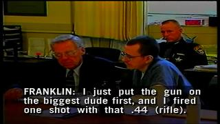 Joseph Paul Franklin: Racially-charged confession of sniper, serial killer is played in court - Video