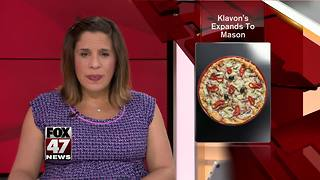 Klavon's Pizza set to open new Mason location this fall - Video