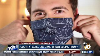 Everything you wanted to know about the county mask order