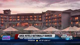 Tucson-area hotels named among best in nation