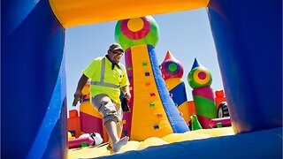 5 Students Hospitalized After Bounce House Disaster