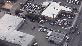 Two Sacramento police officers shot in line of duty, injuries non-life threatening - Video
