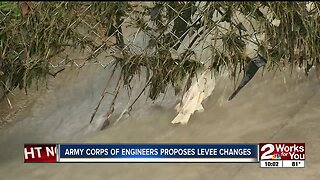 Army Corps of Engineers proposes levee changes