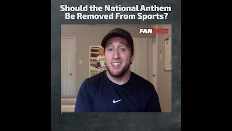 Should the National Anthem Be Removed From Sports?