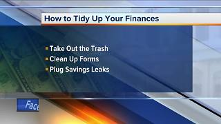 Money Monday: Spring cleaning your finances - Video