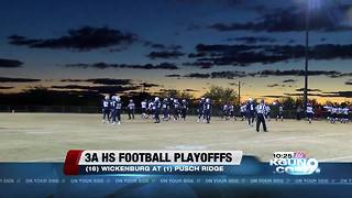 High school football playoffs - Video