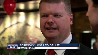 Screnock loses to Dallet in Wisconsin Supreme Court race - Video