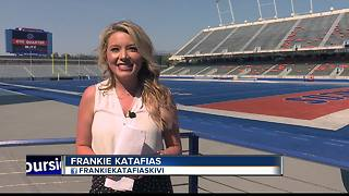Boise State Fall Camp Continues - Video