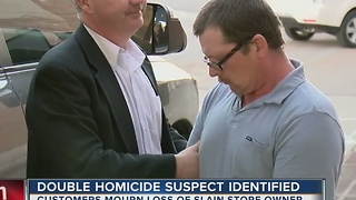 Sapulpa double homicide suspect identified - Video