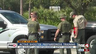 Active shooter training helps community stay safe - Video