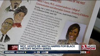 MCC Hosts Black History Month Event