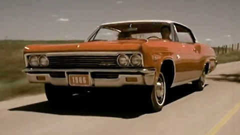 The 'New' Chevy Caprice (1966)