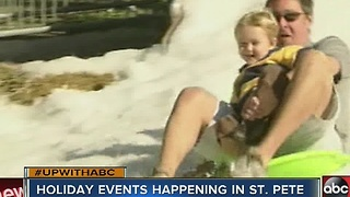 Holiday 2016 events happening in St. Pete - Video