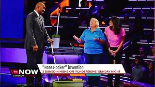 Local moms land on national game show to pitch their invention for a chance at $100,000 - Video
