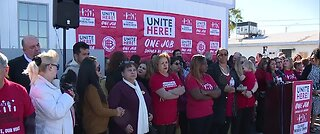 Culinary union wants more protection for workers